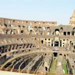 Coliseu, Roma, Itália. Autore e Copyright Marco Ramerini