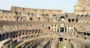 Coliseu de Roma: o maior anfiteatro do mundo