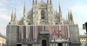 Duomo, Milão, Itália. Autore e Copyright Marco Ramerini