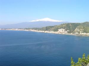 Etna, Sicília, Itália. Author and Copyright Marco Ramerini