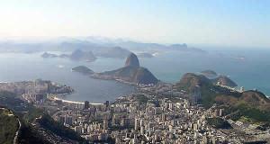 Rio de Janeiro: uma das mais belas baías do mundo