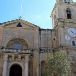 Valeta, Malta. Author and Copyright Liliana Ramerini