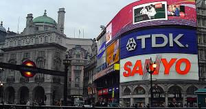 Piccadilly Circus, Londres, Reino Unido. Autor e Copyright Marco Ramerini