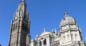 Catedral, Toledo, Castela-Mancha, Espanha. Author and Copyright Marco Ramerini