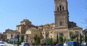 Catedral de Guadix, Andaluzia, Espanha. Author and Copyright Liliana Ramerini.