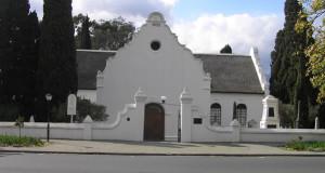 Paarl: o estilo neerlandês do Cabo