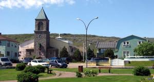 Saint-Pierre, Saint-Pierre-et-Miquelon. Autor © Marc A. Cormier – www.spm.org. Licensed under Creative Commons Attribution