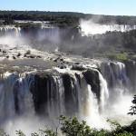Cataratas do Iguaçu, Brasil-Argentina. Author and Copyright Marco Ramerini.