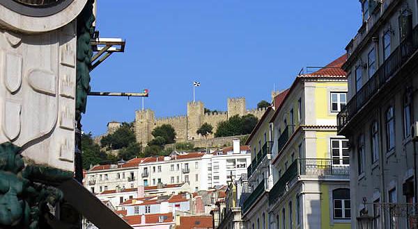 Lisboa, Portugal. Autore e Copyright Liliana Ramerini