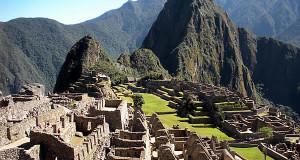 Machu Picchu, Peru. Author and Copyright Nello and Nadia Lubrina