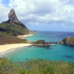 Morro do Pico, Fernando de Noronha, Brasil. Author and Copyright Marco Ramerini