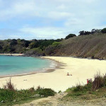 Praia do Meio, Fernando de Noronha, Brasil. Author and Copyright Marco Ramerini