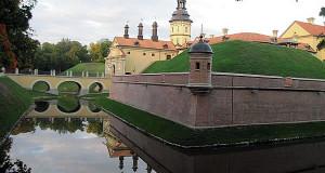 Castelo de Nesvizh, Bielorrússia. Autor Павел Петро. No Copyright