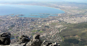 Cidade do Cabo, África do Sul, Autor Marco Ramerini.