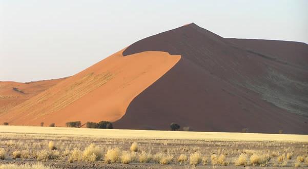 Deserto da Namíbia, Namib-Naukluft, Namíbia. Author and Copyright Marco Ramerini