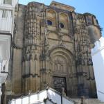 Iglesia Parroquial de Santa María de la Asunción, Arcos de la Frontera, Andaluzia, Espanha. Author and Copyright Liliana Ramerini