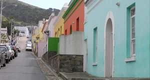 Bo-Kaap, Cidade do Cabo, África do Sul. Author and Copyright Marco Ramerini.