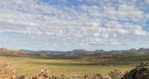 Cederberg, África do Sul. Autor e Copyright Marco Ramerini...