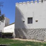 O forte alemão Alte Feste, Windhoek, Namíbia. Autor e Copyright Marco Ramerini