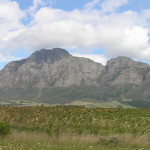 Paarl, África do Sul. Autor e Copyright Marco Ramerini.