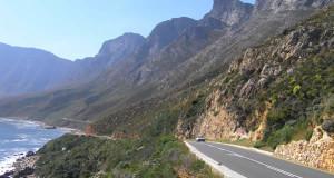 Rua das Baleias, África do Sul. Autor e Copyright Marco Ramerini