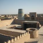 Khiva, Uzbequistão. Autor e Copyright Nello and Nadia Lubrina