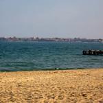 Sunny Beach, Bulgária. Autor Михал Орела. Licensed under Creative Commons Attribution.