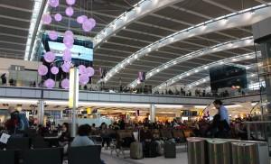 Heathrow Airport, Londres, Reino Unido. Autor e Copyright Marco Ramerini.