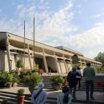 Museu do Tapete do Irã, Teerã, Irã. Autor e Copyright Marco Ramerini