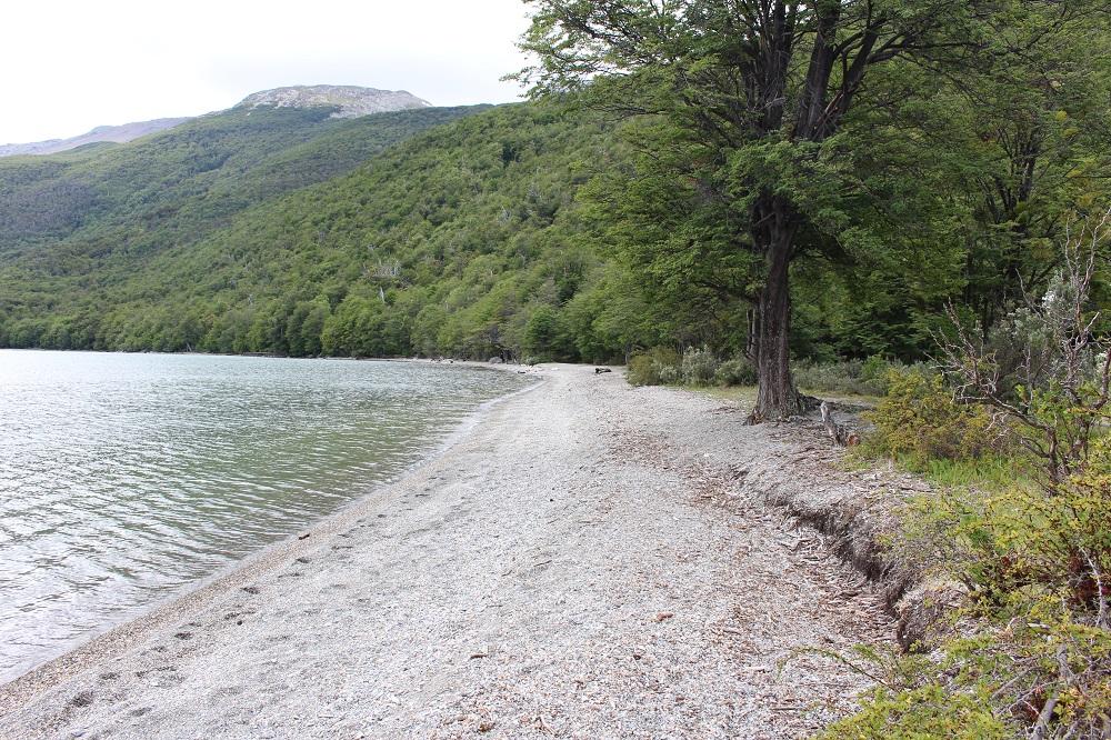 Lago Roca, Parque Nacional da Terra do Fogo, Argentina. Autor e Copyright Marco Ramerini