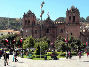 Caterdal, Cuzco, Peru. Author and Copyright Nello and Nadia Lubrina