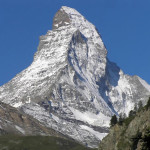 Matterhorn, Valais, Suíça. Autore e Copyright Marco Ramerini.