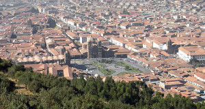 Cuzco, Peru. Author and Copyright Nello and Nadia Lubrina