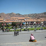 Cuzco, Peru. Author and Copyright Nello and Nadia Lubrina.