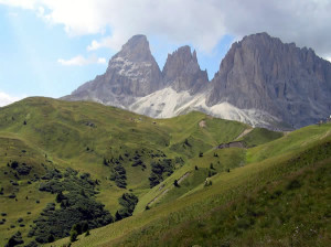 Dolomitas, Itália. Autore e Copyright Marco Ramerini