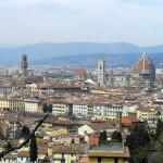 Florença, Toscana, Itália. Autore e Copyright Marco Ramerini