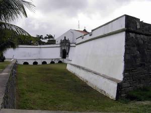 Forte do Brum, Recife, Pernambuco, Brasil. Author and Copyright Marco Ramerini