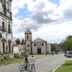 Igreja de São Cosme e Damião (1535), Igarassu, Pernambuco, Brasil. Author and Copyright Marco Ramerini