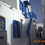 Míconos, Grécia. Author and Copyright Liliana Ramerini