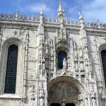 Mosteiro dos Jerónimos, Lisboa, Portugal. Autore e Copyright Liliana Ramerini