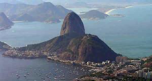 Pão de Açúcar, Rio de Janeiro, Brasil. Author and copyright Marco Ramerini
