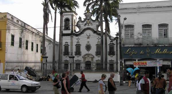 Recife, Pernambuco, Brasil. Author and Copyright Marco Ramerini.