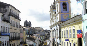 Salvador da Bahia, Bahia, Brasil. Author and Copyright Marco Ramerini