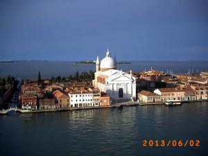 Veneza, Itália. Author and Copyright Liliana Ramerini.