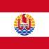Bandeira da Polinésia Francesa