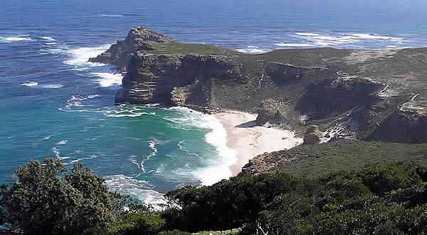 Cabo da Boa Esperança, África do Sul. Autor e Copyright Marco Ramerini