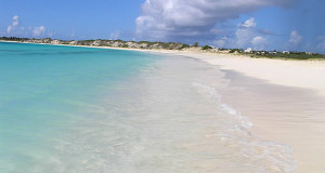 Cove Bay, Anguilla. Author and Copyright Marco Ramerini.