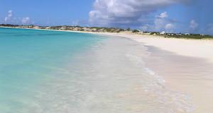 Cove Bay, Anguilla. Author and Copyright Marco Ramerini.