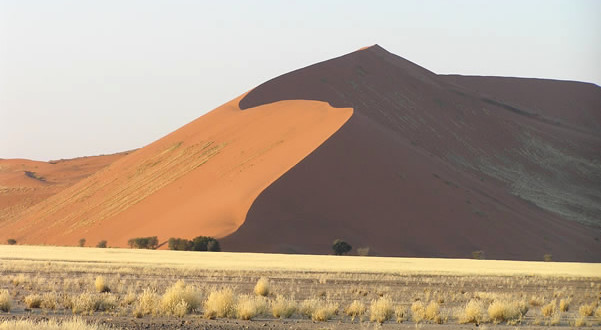 Deserto da Namíbia, Namib-Naukluft, Namíbia. Author and Copyright Marco Ramerini