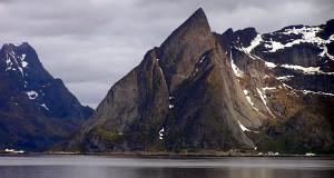 Ilhas Lofoten, Noruega. Autor e Copyright Marco Ramerini